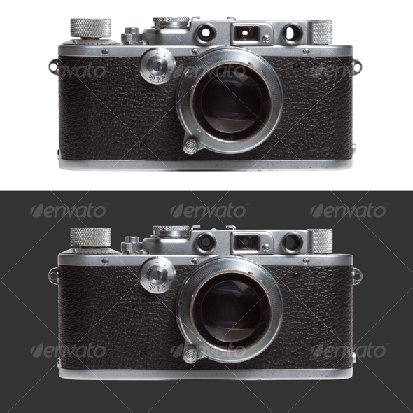 Old compact camera