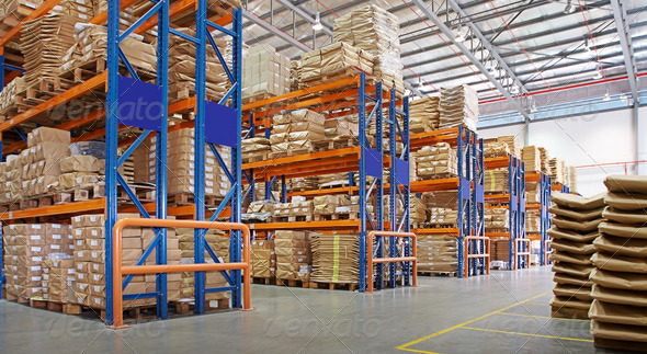 warehouse - Stock Photo - Images