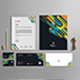 Abstract Brand Identity Design