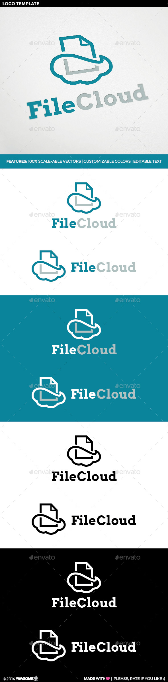 File Cloud Logo