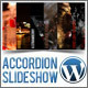 Wordpress Accordion banner rotator / slideshow - CodeCanyon Item for Sale