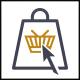 Shopping Online Logo