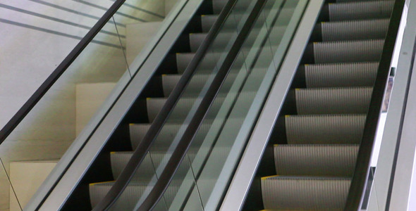 VideoHive Escalators 1566856