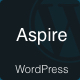 Aspire - News & Magazine Clean WordPress Theme