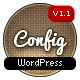 Config Multipurpose WordPress Theme - ThemeForest Item for Sale