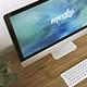 15 Desktop, Tablet & Phone Mockups
