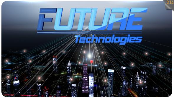 VideoHive Hi Tech City Logo 15602381