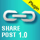 Share Post For Sngine 2+ (Add-ons) Download