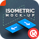 Isometric Mock-UP Actions