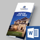House For Sale Three Fold Brochure