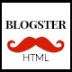 Blogster :: A Responsive Personal HTML Blog Theme