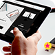 iPad iPhone Macbook Display MockUp Bundle All-in-One