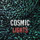Cosmic Light Streak Backgrounds