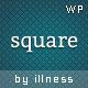 square - Agency and Freelancer Portfoflio Theme