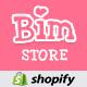 Bimshop – Kidstore Responsive Shopify Theme