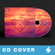 Sunset Chillout - CD Cover Template
