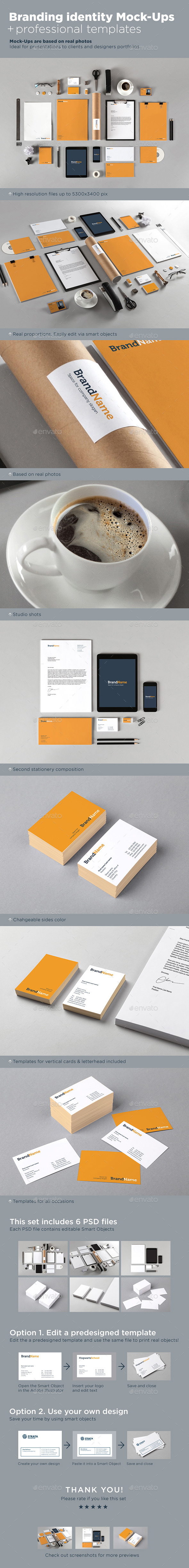 4 Hip Notebook Mock-ups