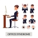 Concept of Office Syndrome