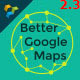 Better Google Maps for Visual Composer