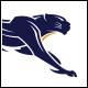 Panther Logo Template
