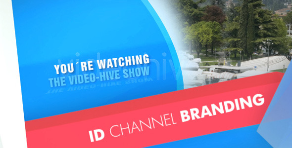 VideoHive Id Channel Branding 1568133