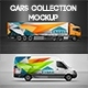 Cars Collection Mock-Up