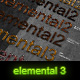 elemental 3 - professional styling package - GraphicRiver Item for Sale