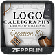 Logo Creation Kit - Calligraphy Edition