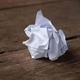 Crumpling Paper