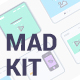 MadKit | Low-fi Prototypes UX/UI Kit