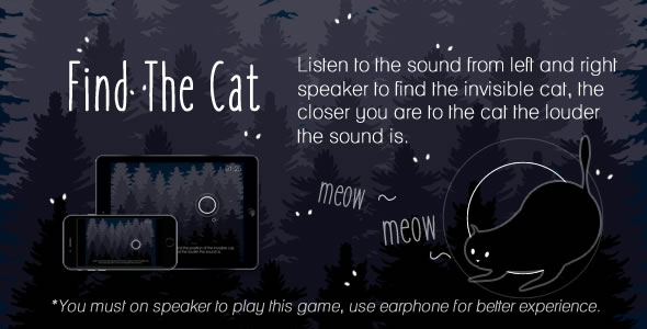 Download Find The Cat - HTML5 Game nulled download