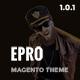 Epro - Premium Responsive Magento Theme