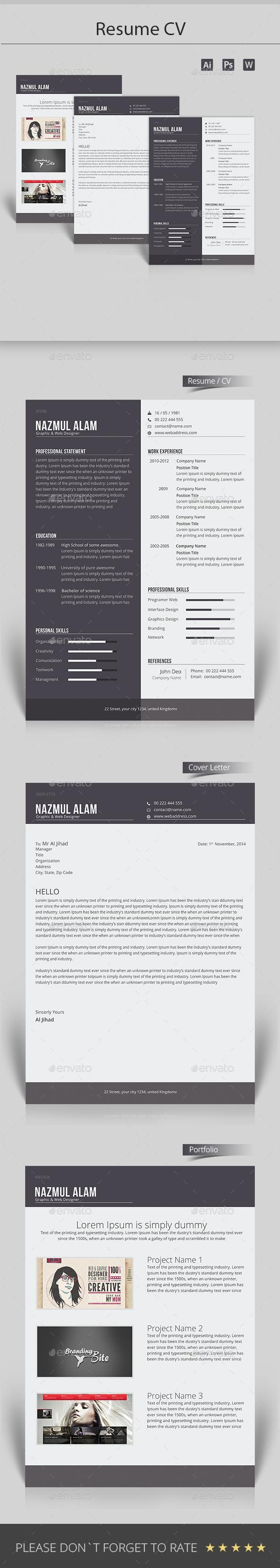 Resume Portfolio