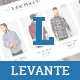 Levante - eCommerce Joomla Template
