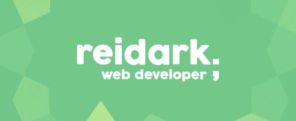 Reidark banner