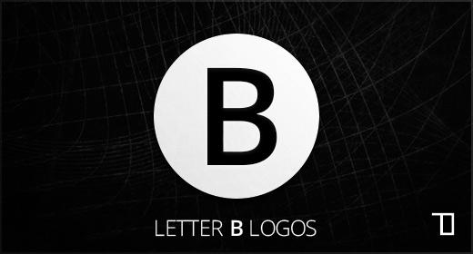 Letter B Vector Logo Templates