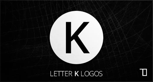 Letter K Vector Logo Templates