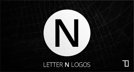 Letter N Vector Logo Templates