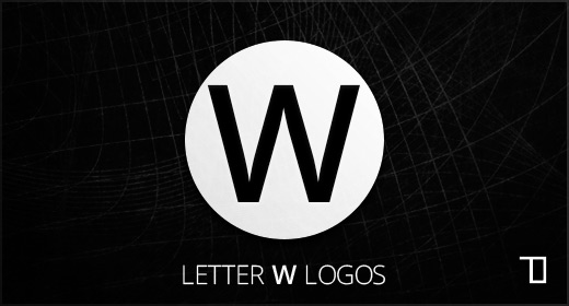 Letter W Vector Logo Templates
