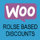 WooCommerce Role Discounts