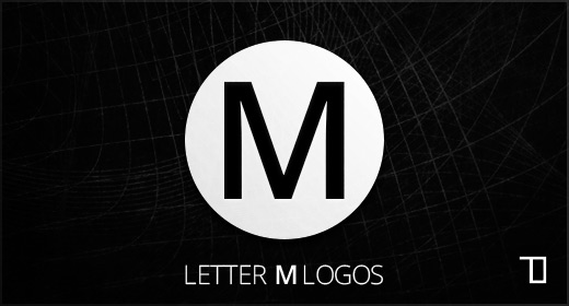 Letter M Vector Logo Templates