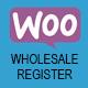 WooCommerce Wholesale Pricing Register