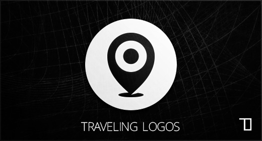 Traveling Vector Logo Templates