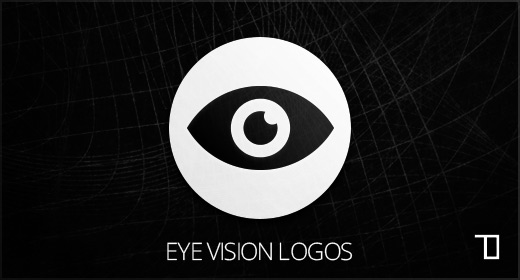 Eye Vision Vector Logo Templates