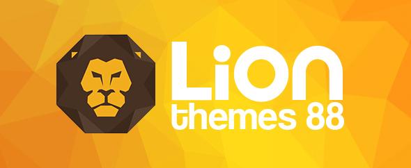 Theme preview lion