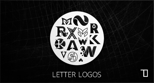 Letters Vector Logo Templates