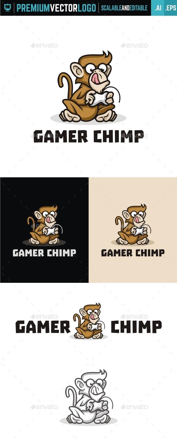 Gamer Chimp