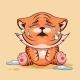 Tiger Cub Crying