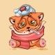 Tiger Cub Sick