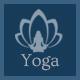 Harmony Yoga Creative PSD Template